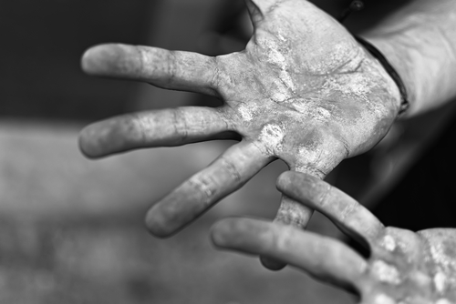 労働者の手