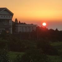 篠栗の夕日