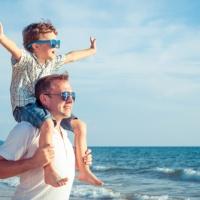 家族とリッチなバケーション